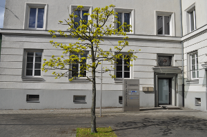 Psychotherapie Unionviertel Dortmund Eingang
